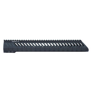 "Diamondhead VRS T-308 Low LR-308 Threaded Free Float Handguard 10.5"" Aluminum Black 2351"