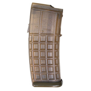 Steyr Arms AUG Magazine .223 Remington 30 Rounds Polymer Green Base Plate/Translucent Finish