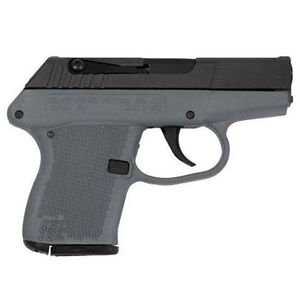"Kel-Tec P-3AT Semi-Automatic Handgun .380 ACP 2-3/4"" Barrel 7 Rounds Medium Gray  Polymer Grip and Frame Assembly Parkerized  Steel Slide"