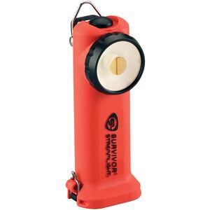 Streamlight Survivor InMetro, Flashlight, Orange Body, Rechargeable, 175 Lumens