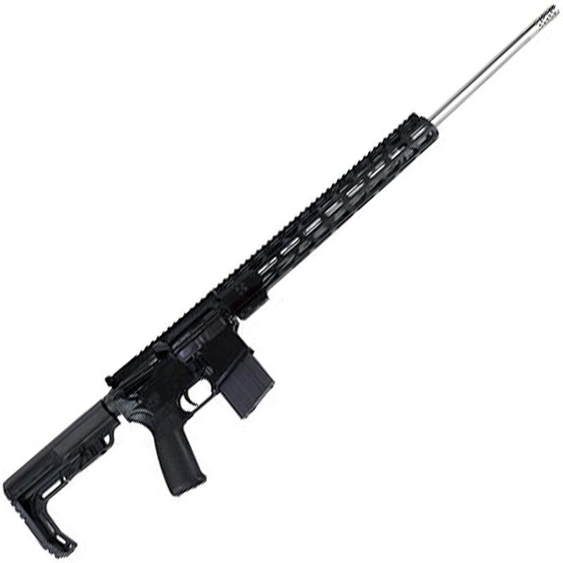 "Radical Firearms AR-15 Semi Auto Rifle 6.5 Grendel 10 Rounds 24"" Barrel 15"" Free Float RPR M-LOK Handguard MFT Minimalist Collapsible Stock Black"