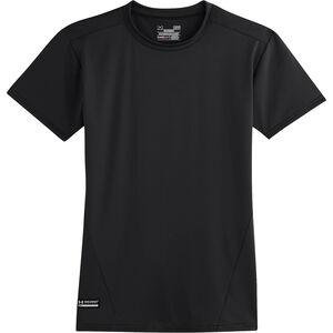 Under Armour Performance Men's Tactical HeatGear Compression Short Sleeve T-Shirt 2XL Polyester/Elastane White 12160071002X