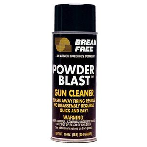 Break-Free Powder Blast Gun Cleaner/Degreaser Citrus Oil 12 oz Aerosol Can GC-16