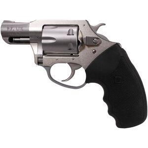 "Charter Arms Pathfinder Lite .22 LR DA/SA Rimfire Revolver 2"" Barrel 6 Rounds Black Grips Matte Aluminum/Stainless Finish"