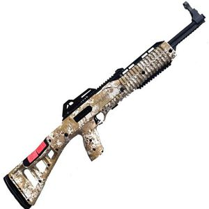 "Hi-Point Carbine Semi Auto Rifle .45 ACP 17.5"" Barrel 10 Rounds Polymer Stock Desert Digital Camo 4595TSDD"