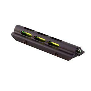 "Trijicon TrijiDot Shotgun Fiber Optic Sight Green .265-.335"" Barrel Ribs SH02-G"