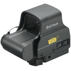 EOTech EXPS2 Holographic Weapon Sight 65 MOA Circle and 1 MOA Dot QD Picatinny Black EXPS2-0