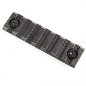 "Guntec AR-15 3.00"" Removable KeyMod Accessory Rail Aluminum Anodized Black"