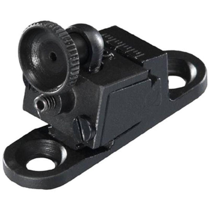 Thompson/Center Arms Muzzleloader Peep Sight Hawken, Renegade, Big Boar,  Pennsylvania Hunter, White Mountain Carbine Black 7194