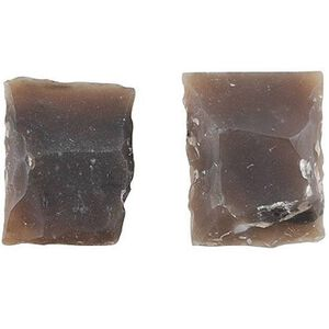 """Traditions English Flints 5/8"""" Hand Knapped 2 Pack A1208"""