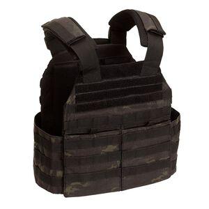 """Voodoo Tactical X-Lite Gen II Plate Carrier Black MultiCam Size 41-52"""""""