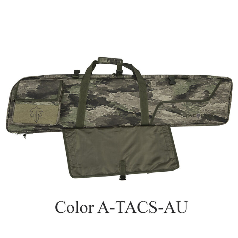 "Allen Company Operator Gear Fit Tactical Rifle Case Holds 44"" Weapon Gear Flap Pocket Endura A-TACS-AU"