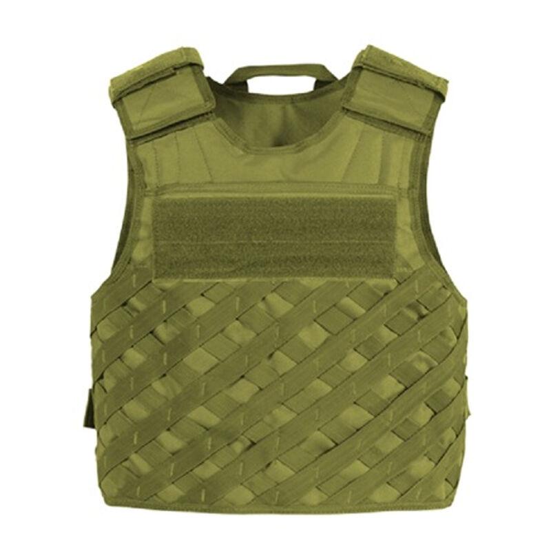 Voodoo Tactical F.A.S.T. Vest MOLLE Compatible Lattice Weave Medium-XL OD Green 20-771007335
