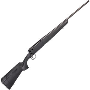 "Savage Axis 350 Legend Bolt Action Rifle 18"" Sporter Profile Barrel 4 Rounds Detachable Box Magazine Synthetic Stock Matte Black Finish"