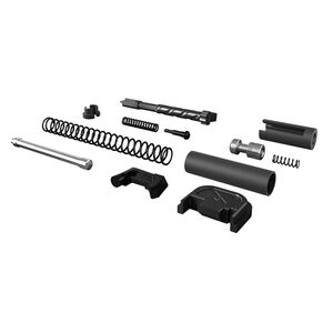 Rival Arms Slide Completion Kit for GLOCK 17/19 Gen 3/Gen4 Models Matte Black