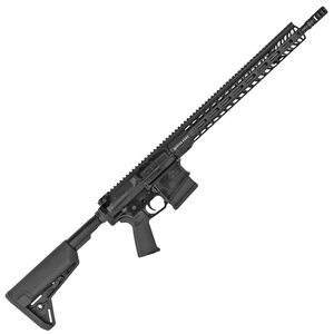 """Stag Arms Stag-10 .308 Winchester AR-10 Semi-Auto Rifle 18"""" Barrel 10 Rounds Optic Ready Magpul Adjustable Stock Black Finish"""