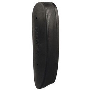 """LimbSaver Grind-To-Fit Small Recoil Pad 4.81"""" x 1.84"""" Grindable to 3.88"""" x 1.34"""" Black 10541"""