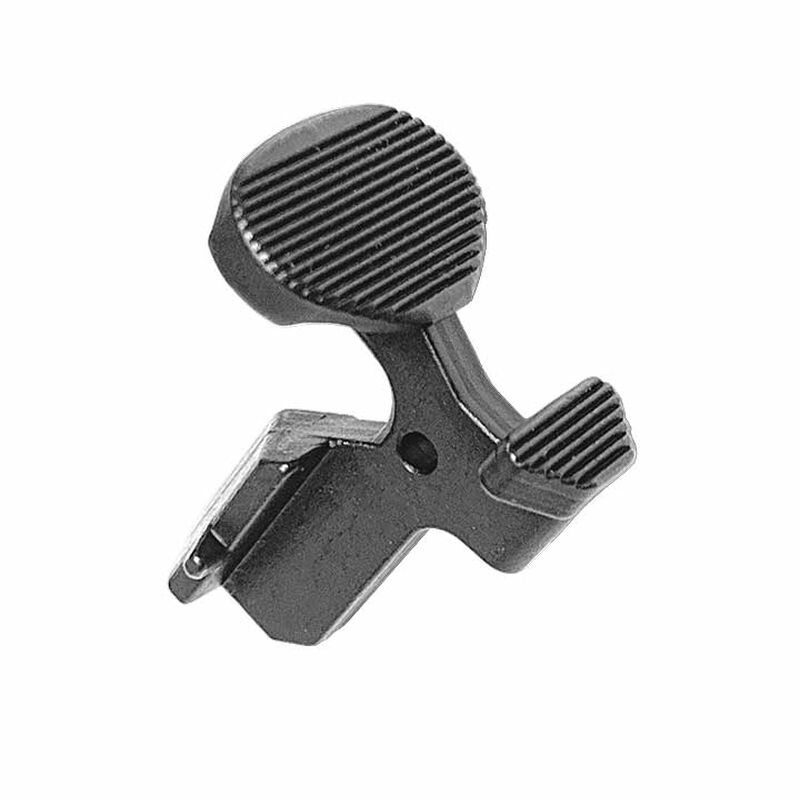 Luth-AR AR-10 The Paddle .308 Oversize Bolt Catch Steel Black