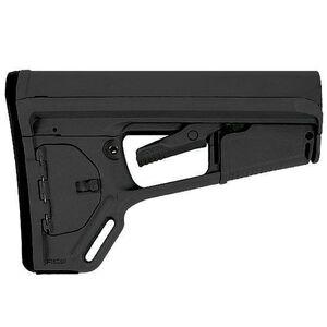 Magpul ACS-L AR-15 Carbine Stock Commercial Spec Diameter Storage Compartment Polymer Matte Black