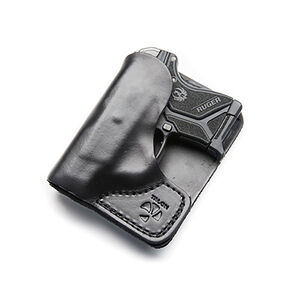 Talon Training Ruger LCP/LCP II Wallet Holster Black Right Hand No Laser