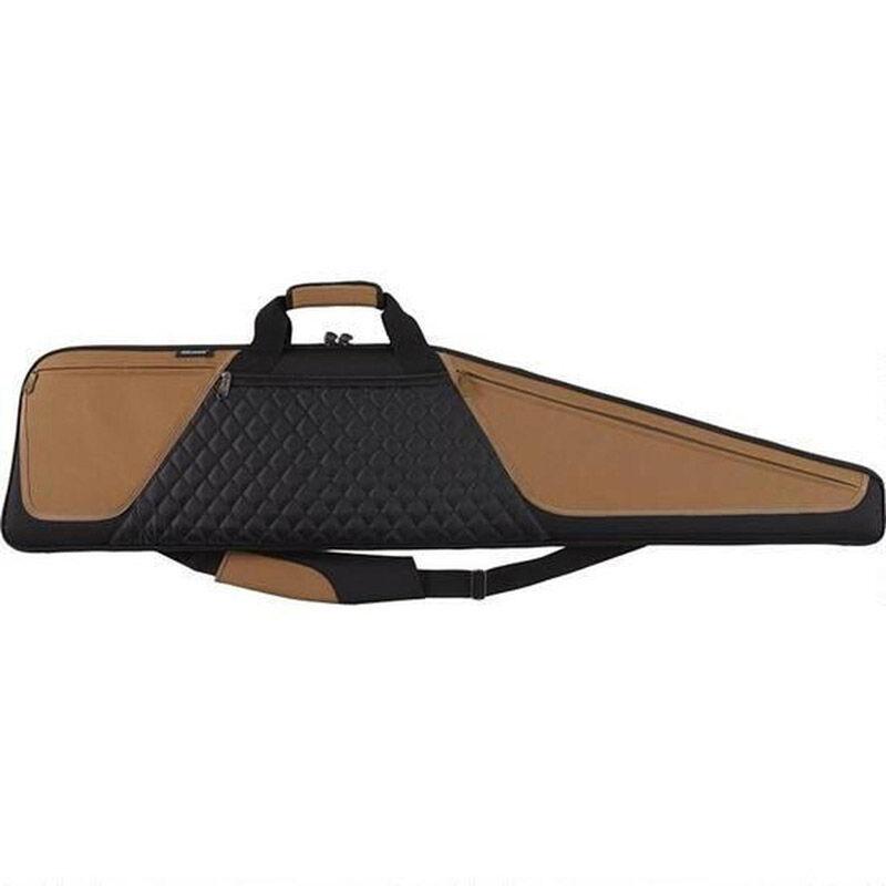 "Bulldog Cases Superior Series 52"" Shotgun Case Black And Tan BD235"