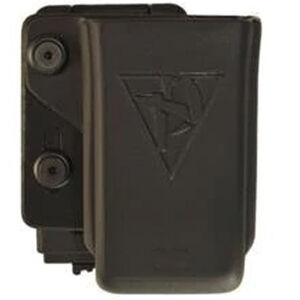 Comp-Tac PCC PLM Magazine Pouch #28 SIG MPX GEN I/II OWB Left Hand Kydex Black
