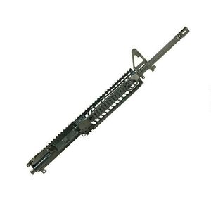 "Spike's Tactical ST-15 LE Complete Upper 5.56 NATO 16"" Barrel Mid-length Gas 9"" Free Float Handguard Black STU5035-R9S"