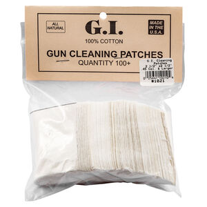 Southern Bloomer 45 Cal Cleaning Patches 100 Count