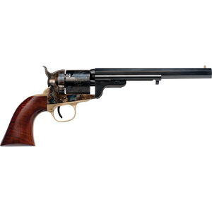 "Cimarron 1851 Richards-Mason Single Action Revolver .38 Special 7.5"" Barrel 6 Rounds Walnut Grips Blue Finish CA925"