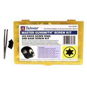 Pachmayr Master Gunsmith Torx Style 6 Lobe Ring And Base Screw Kit 03061