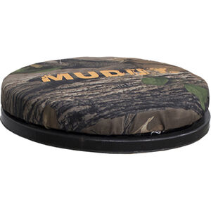 Muddy Outdoors 5-Gallon Pail Swivel Seat Top Padded Camo