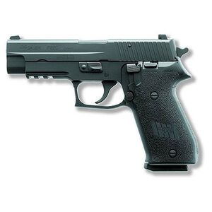 "SIG Sauer P220 Semi Automatic Handgun .45 ACP 4.40"" Barrel 8 Rounds SIGLite Night Sights Polymer Grips Black Nitron Finish 220R-45-BSS"
