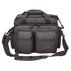 Voodoo Tactical Standard Scorpion Range Bag Nylon Gray/Purple