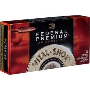 Federal Trophy Copper 6.5 Creedmoor Ammo 120-Grain 20 Round Box Lead-Free P65CRDTC1