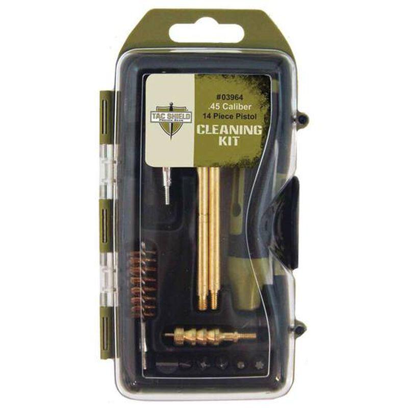 Sport Ridge  .45 Caliber Pistol Cleaning Kit 14 Piece Hard Case 03964