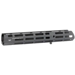 Midwest Industries Henry 30-30 Rifles with Hand Guard Cap One Piece Hand Guard M-LOK Compatible 6061 Aluminum Hard Coat Anodized Matte Black Finish