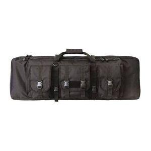 """Uncle Mike's Rifle Assault Bag, Black, Soft, 36"""" 64004"""
