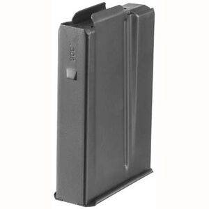 Ruger Gunsite Scout/Precision Rifle Magazine .308 Winchester 10 Rounds Steel Black 90353