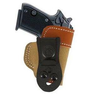DeSantis 106 Beretta Tomcat Sof-Tuck Inside the Pant Right Hand Leather Tan