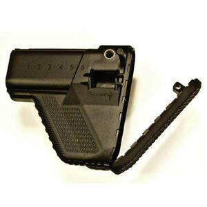 Vltor SCAR Enhanced Rifle Stock Adjustable Polymer Black VSS-11B