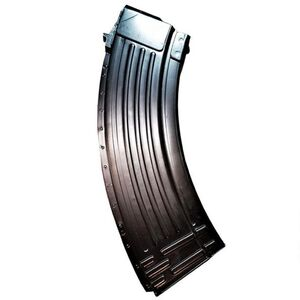 SGM Tactical AK-47 30 Rounds Magazine 7.62x39 Rolled Steel Matte Black