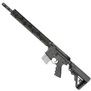 "Rock River Arms Light Predator2L .223 Wylde Semi Auto Rifle 16"" Lightweight Barrel Fred Eichler Carbon Fiber Free Float Hand Guard Carbine Stock Matte Black"