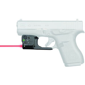 Viridian Reactor R5 Red Laser Sight for GLOCK 43 with Ambidextrous IWB Holster