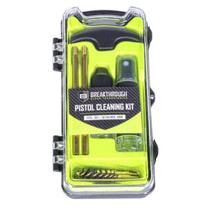 Breakthrough Clean 9mm/.38/.357 Caliber Vision Series Pistol Cleaning Kit