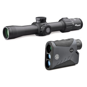 Sig Sauer BDX Combo Kit, KILO1600 Laser Rangefinder and SIERRA3 2.5-8x32mm Riflescope SOK16BDX01