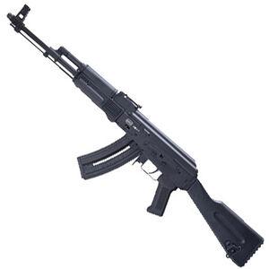 "Blue Line Global Mauser AK-47 .22 Long Rifle Semi Auto Rifle 17.72"" Barrel 24 Rounds Synthetic Furniture Black"