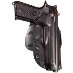 Beretta Civilian Ghost 92FS/96 Series Pistols Belt/Paddle Holster Polymer Right Hand Black