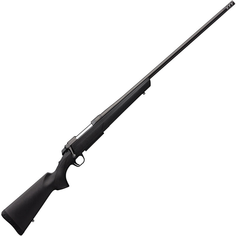 """Browning AB3 Stalker LR .300 Win Mag Bolt Action Rifle 26"""" Barrel 3 Rounds with Muzzle Break Black Composite Stock Blued Finish"""