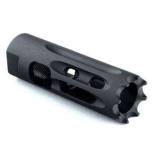 2A Armament X4 .30 Cal Muzzle Brake 5/8x24 4140 Steel Black