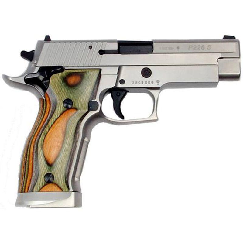 SIG Sauer P226 X-Five Short and Smart Semi Auto Handgun 9mm 4 4